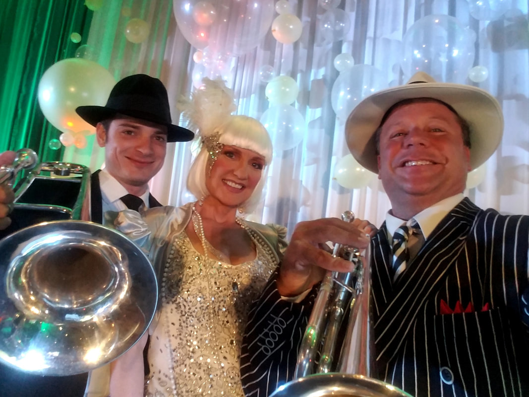 www.orlandoband.com, Gatsby band Ft. Myers, Florida for 1920's theme Speakeasy and Roaring 1920s theme events.