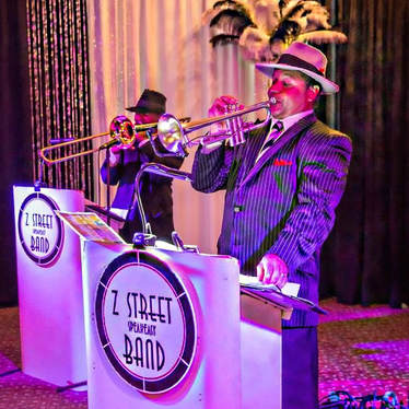Orlando Band, Orlando Speakeasy Band, Gatsby Band Orlando, Roaring Twenties Band Orlando, Swing Band Orlando, Orlando Band, Holiday Entertainment Orlando, Corporate Entertainment Orlando, Band for corporate holiday party Orlando